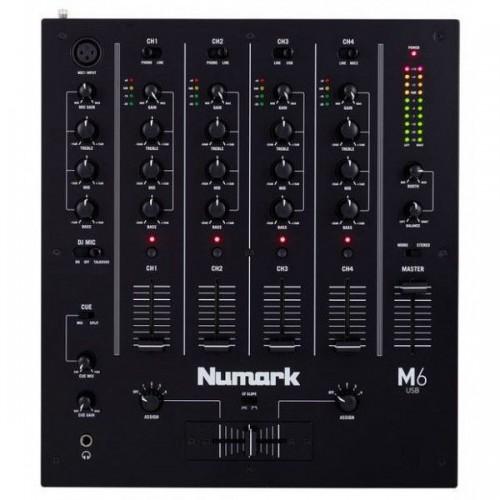 Numark M6 USB Black