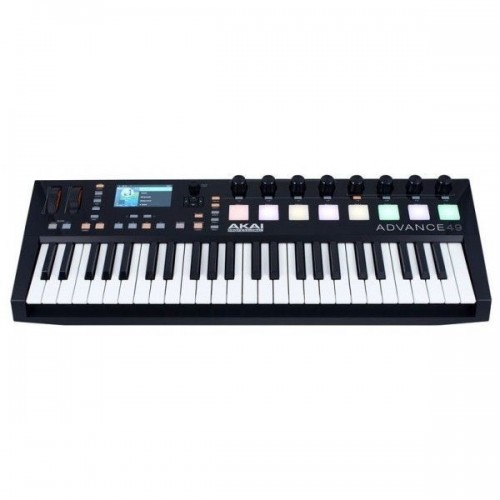 AKAI ADVANCE KEYBOARDS 49