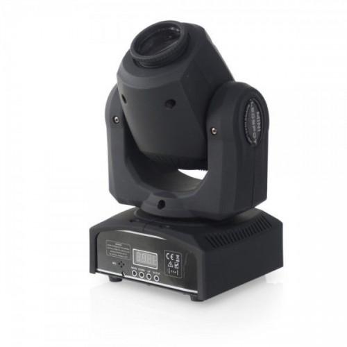 Flash LED Mini 30W Spot Color Gobo