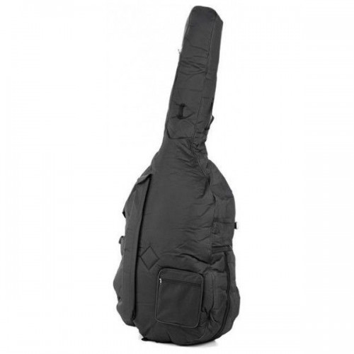 Petz Double Bass Bag 4/4 BK 15mm