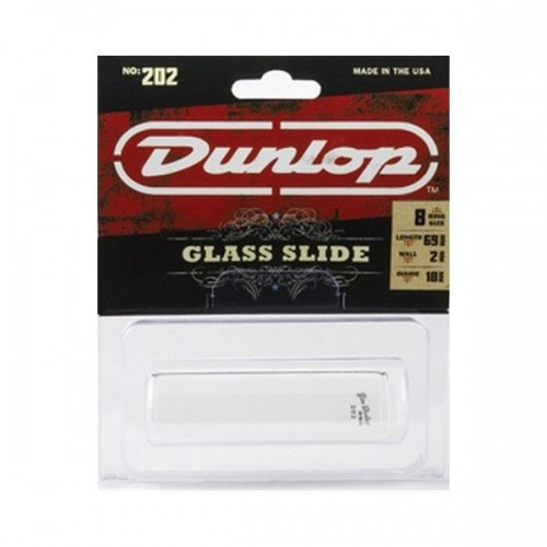 DUNLOP GLASS SLIDE NO.202
