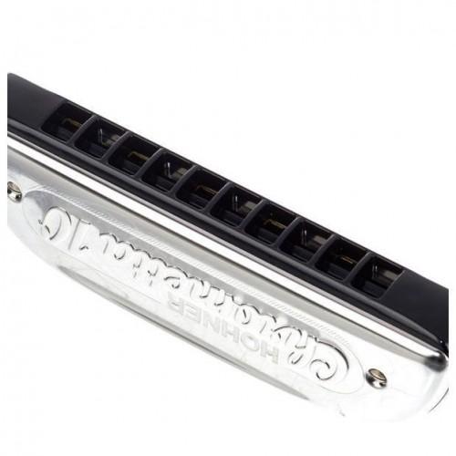Hohner Chrometta 10 C 40 Harmonica