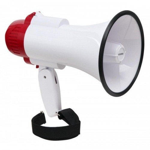 McGrey MP-100RS Megaphone, 30 Watts, 500 m