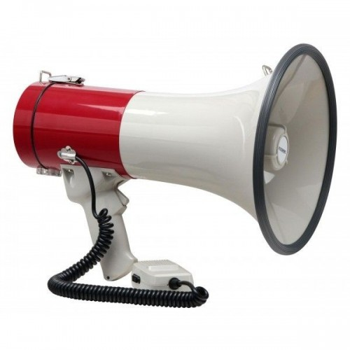 McGrey MP-500HS Megaphone, 80 Watt, 1000 m