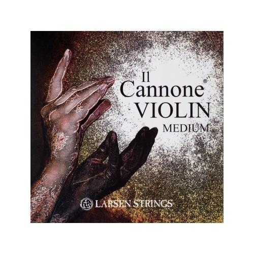 Larsen Il Cannone Violin Strings Med