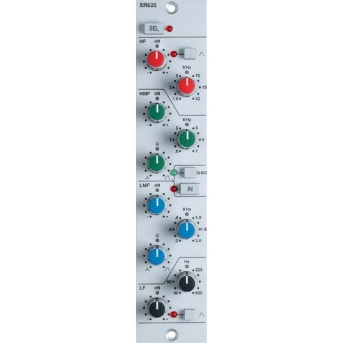 SSL X-Rack Channel EQ Modul
