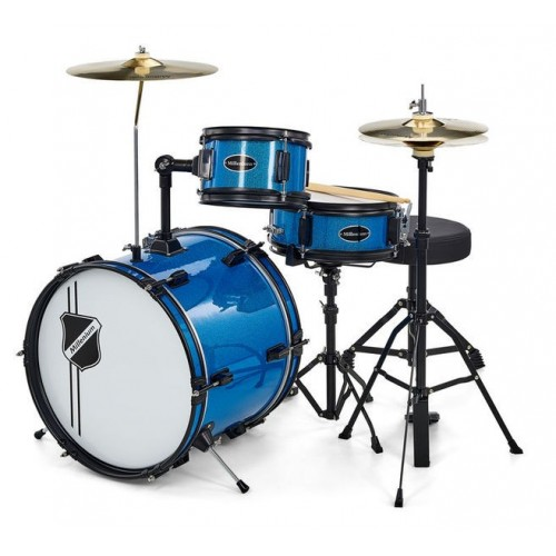 Millenium Youngster Drum Set Azure