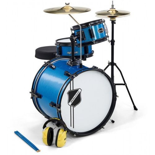 Millenium Youngster Drum Set Blue