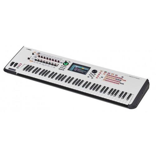 Yamaha Montage 7 White