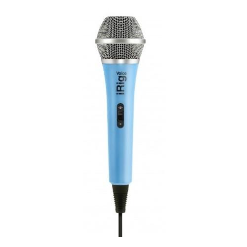 IK Multimedia iRig Voice Blue