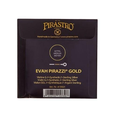 Pirastro Evah Pirazzi Gold G Si Violin