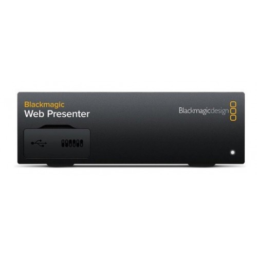 Blackmagic Design Web Presenter Streamer