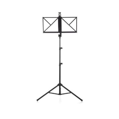 TH Music Stand Aluminium BK