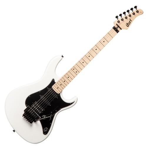 Cort G250FR White