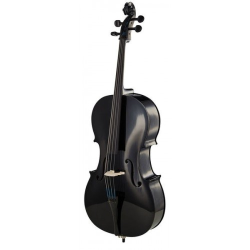 TH Violoncel Gothic 4/4 BK