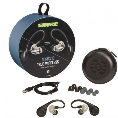 Shure AONIC 215-CL True Wireless