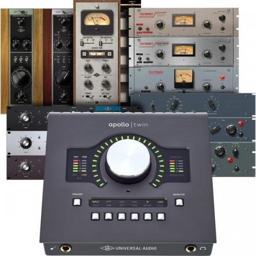 Universal Audio Apollo Twin MKII Heritage