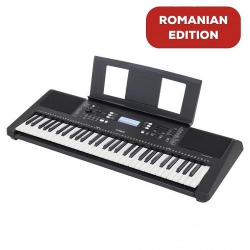 Yamaha PSR-E373 Romanian Edition