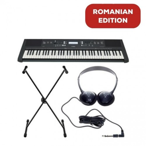 Yamaha PSR-EW310 Romanian Edition Set