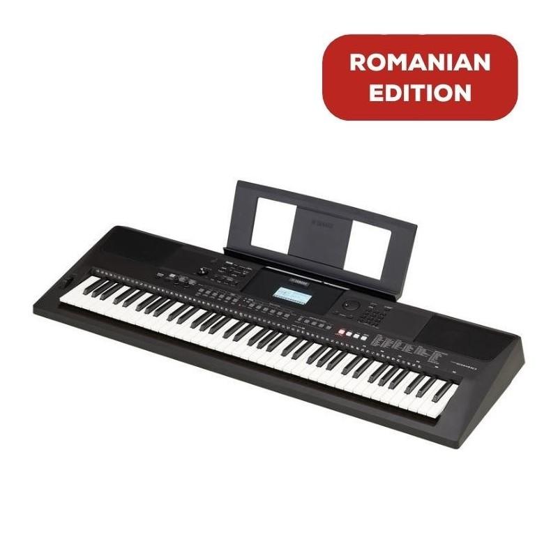 Yamaha PSR-EW410 Romanian Edition
