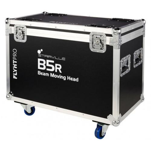 Flyht Pro B5R Beam Tour Case 2in1