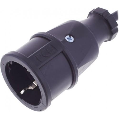 Stairville Adapt IEC - Eu Plug 1,0m Pro