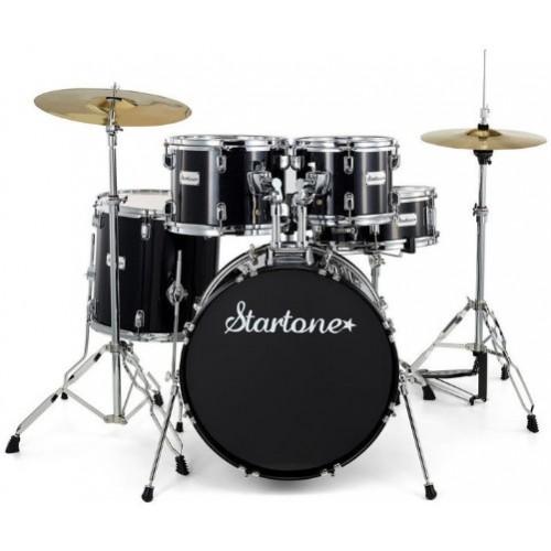 Startone Star Drum Set Standard BK