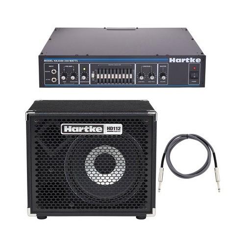 Hartke HA 3500 Bass Top Set 2