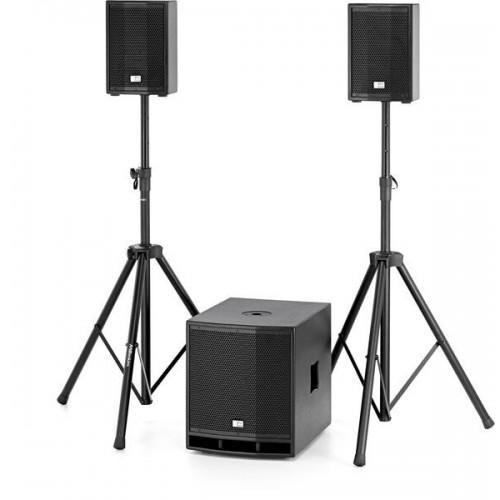 the box CL 106 / 112 MKII Basis Set
