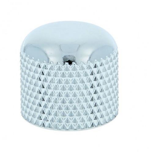 Harley Benton Parts Dome Knobs Plastic Chrom