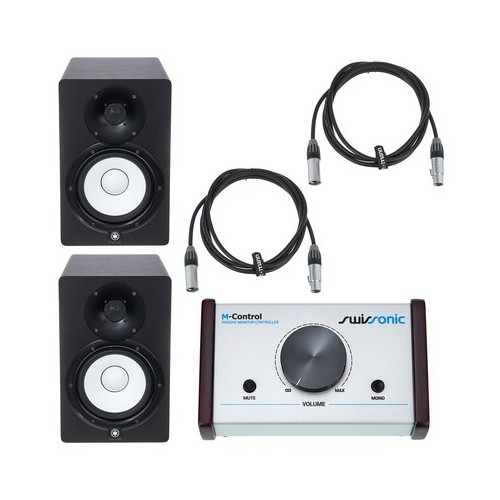 Yamaha HS7 BK M-Control Set