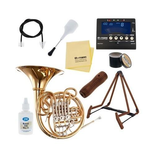 TH HR-301G F-/Bb Double Horn Set