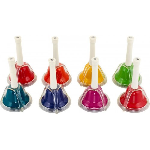 TH Rainbow Handbells TRHB-8