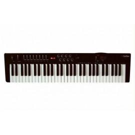 Claviaturi MIDI- (max. 61 clape)