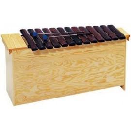 Deep Bass Xylophones